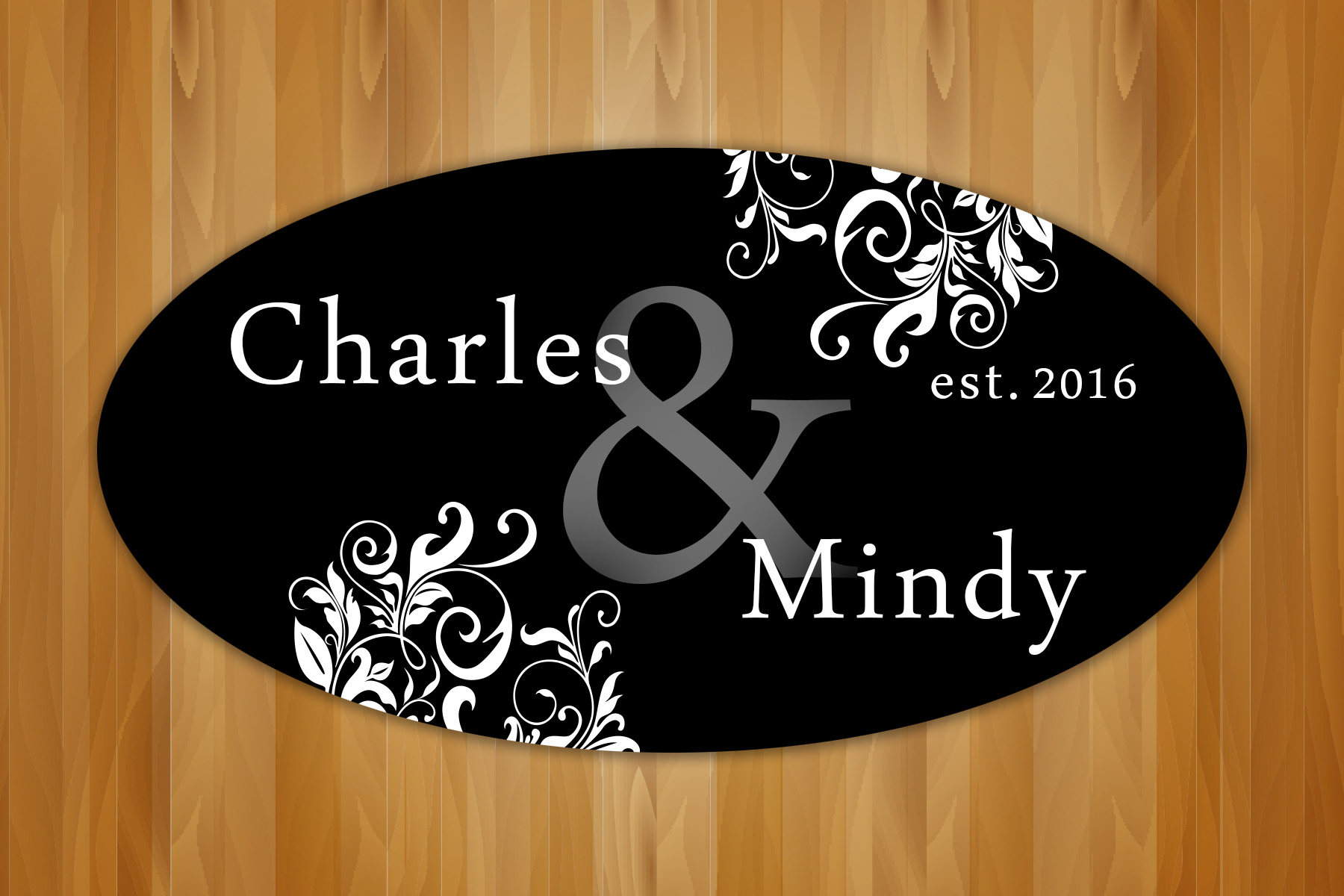 Wedding Floor Graphics | Signline.com