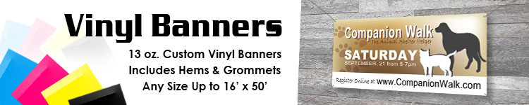 Vinyl Banners - High Quality Vinyl Banners | Signline.com