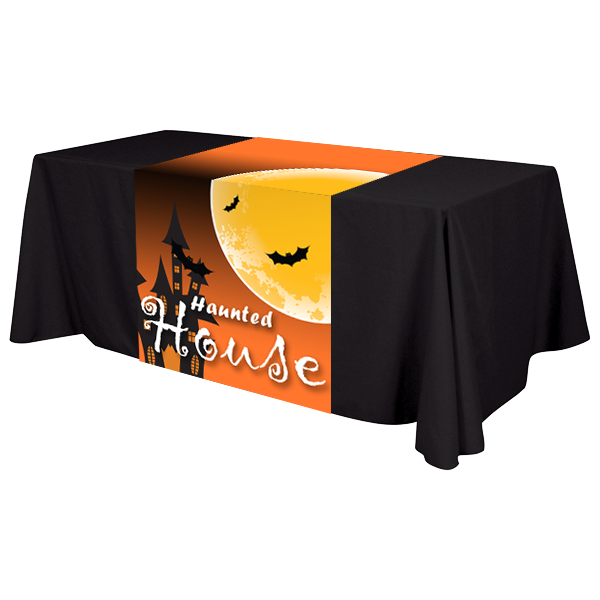Halloween Table Cover | Signline.com