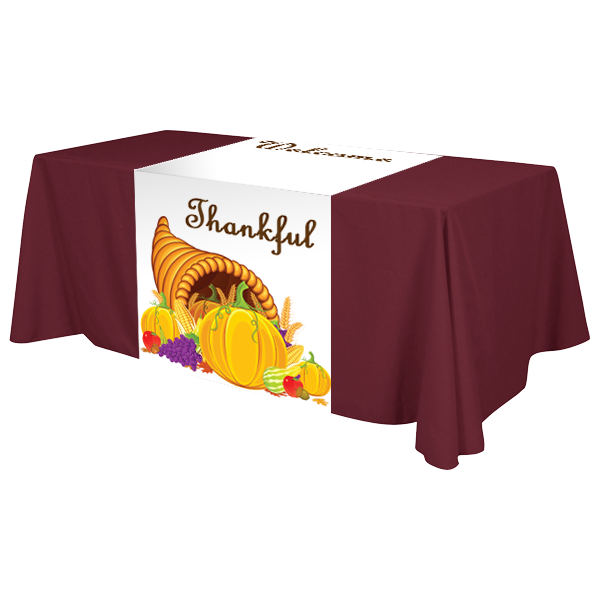 Thanksgiving Table Cover | Signline.com